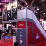 "Santander Booth Named ""Top Attraction"" at NADA 2012"