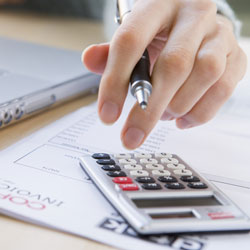 calculating payments on a loan formula