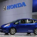 Scion, Honda most fuel-efficient cars for 2013