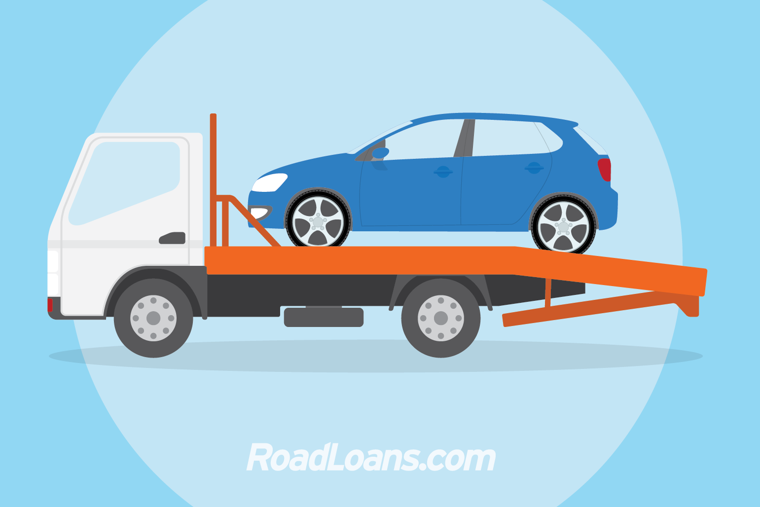 car repossession how it works roadloans