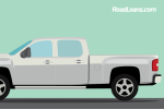 Buying a truck with bad credit