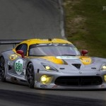 SRT Vipers back on track at 24 Hours of Le Mans