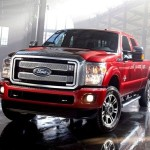 Ford not conceding in 'heavy-metal' battle of pickups
