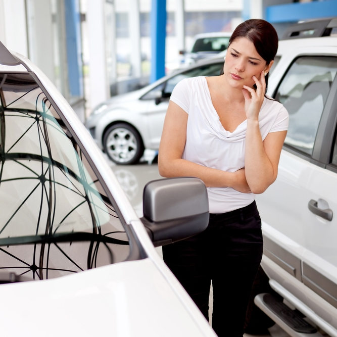 how to get a car loan first time