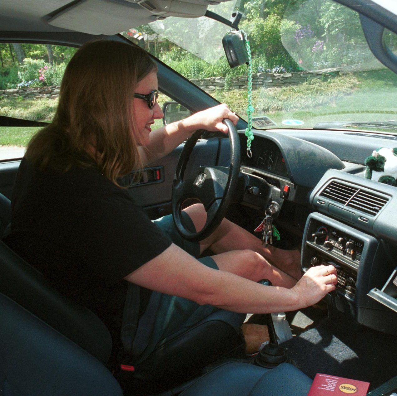 Distracted driving during the 'dangerous' holidays