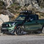 MINI Paceman Pickup Concept is One of a Kind…