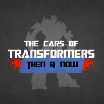 The cars that star in 'Transformers,' then and now