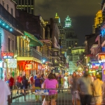 An American Holiday in the French Quarter