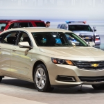 KBB's #1 most confortable car under $30,000: the 2014 Chevrolet Impala