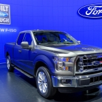 Top 9 best-selling vehicles of 2014 so far
