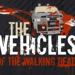 The Vehicles of The Walking Dead [Infographic]