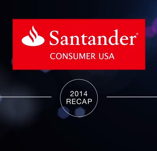 Santander Consumer USA - 2014 Year In Review