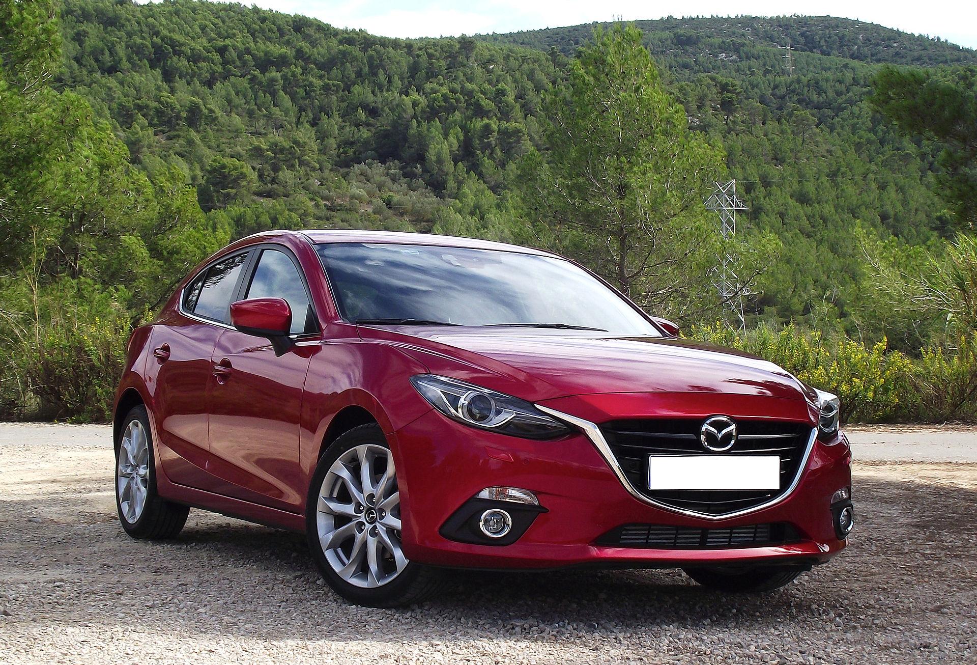 2016 Mazda Mazda3 ITouring U2013 Starting At $19,595