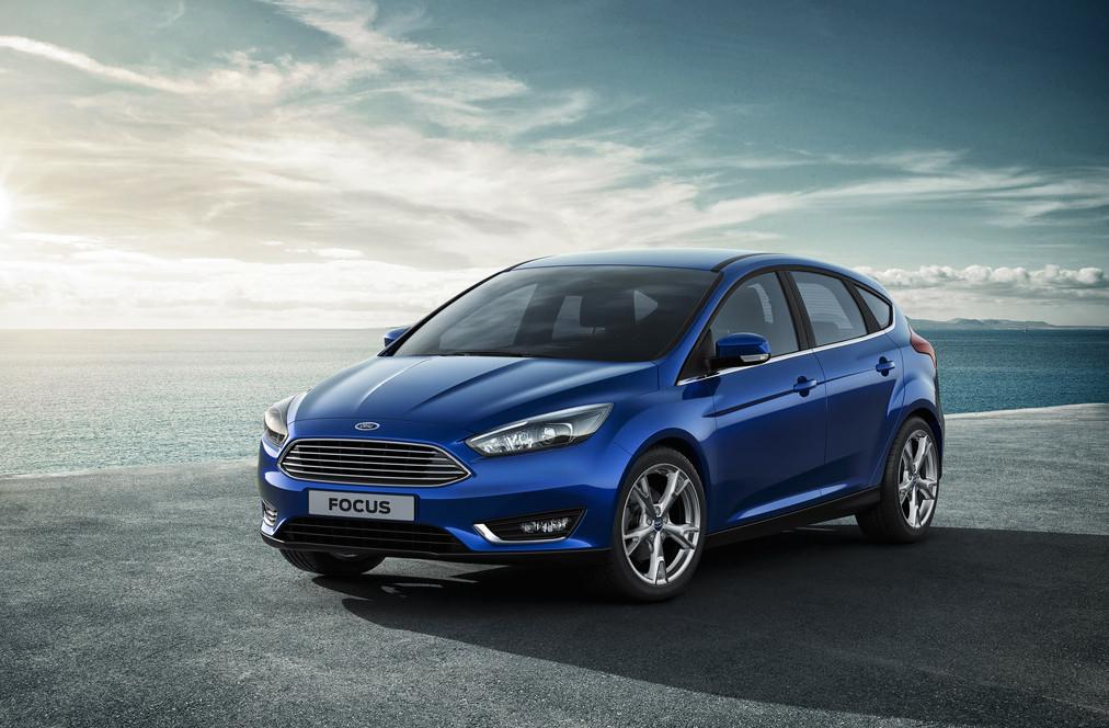 2015 Ford Focus U2013 Starting At $19,335