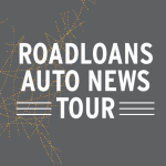 An accolade for the RoadLoans blog, truck-time in Texas, and Paris car show highlights