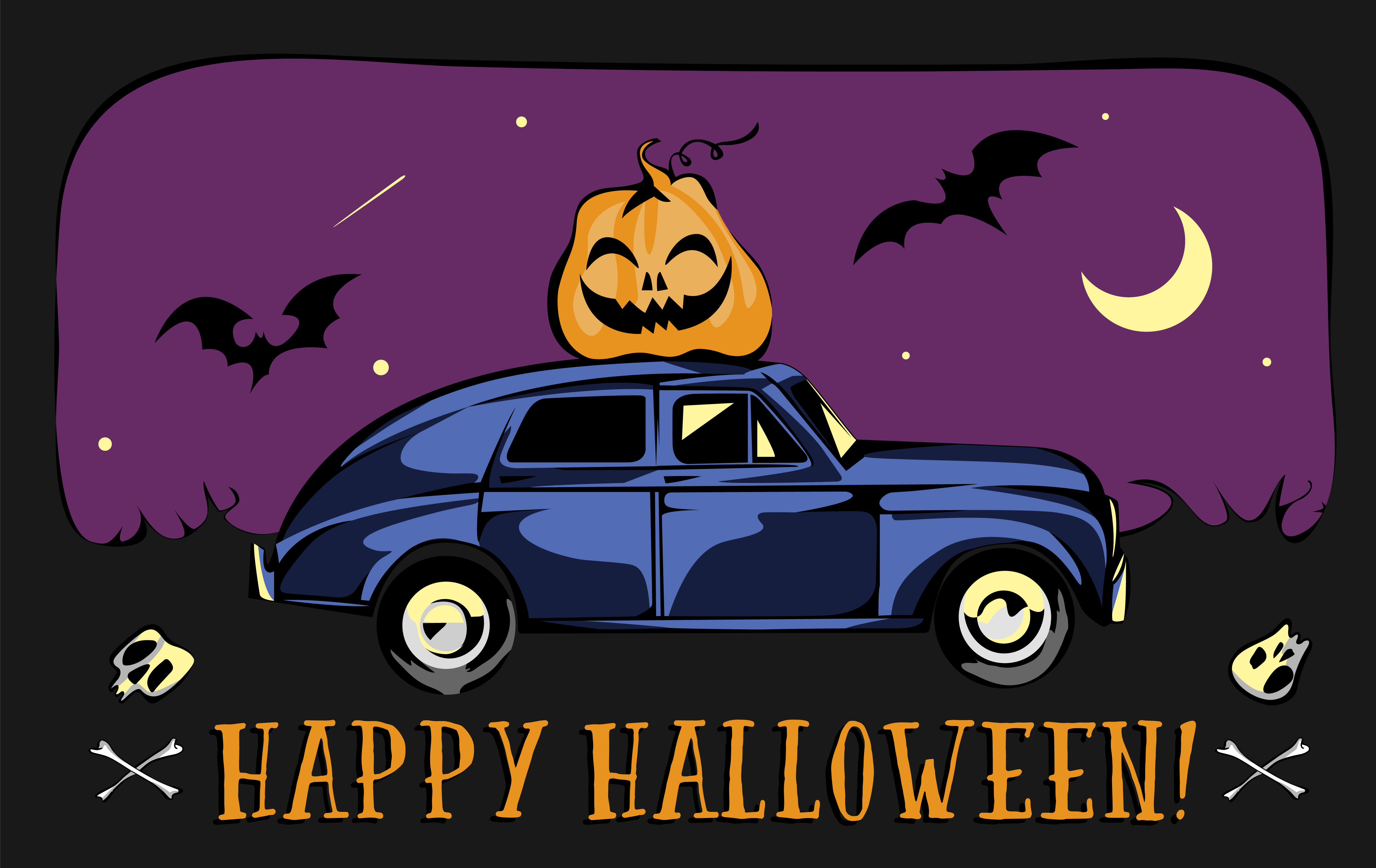 Halloween Car Accessories To Decorate Your Ride Roadloans