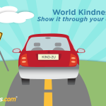 """""""Drive kind"""" for World Kindness Day"""