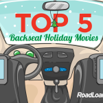 Top 5 backseat holiday movies