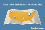 National park road trips