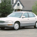 A 1998 Buick Park Avenue, similar to Myrtle. Credit: Kelley Blue Book / General Motors Corporation