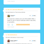 Celebrities and their cars: 25 tweets to love [Infographic]