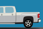 Pickup truck for purchase with bad credit