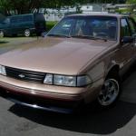 A 1989 Chevrolet Cavalier. Credit: MomentCar