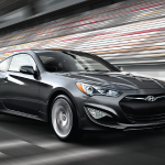 The Hyundai Genesis Coupe is a Thrillist favorite among scary-fast cars (see below).