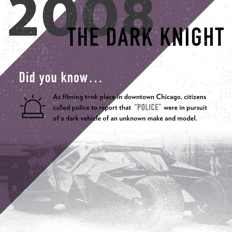 """Batmobile in """"The Dark Knight"""" movie"""