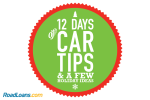 12 days of car and holiday tips