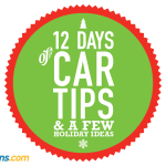 The 12 days of car (& holiday) tips