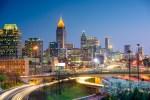 Atlanta road trip - Downtown Atlanta