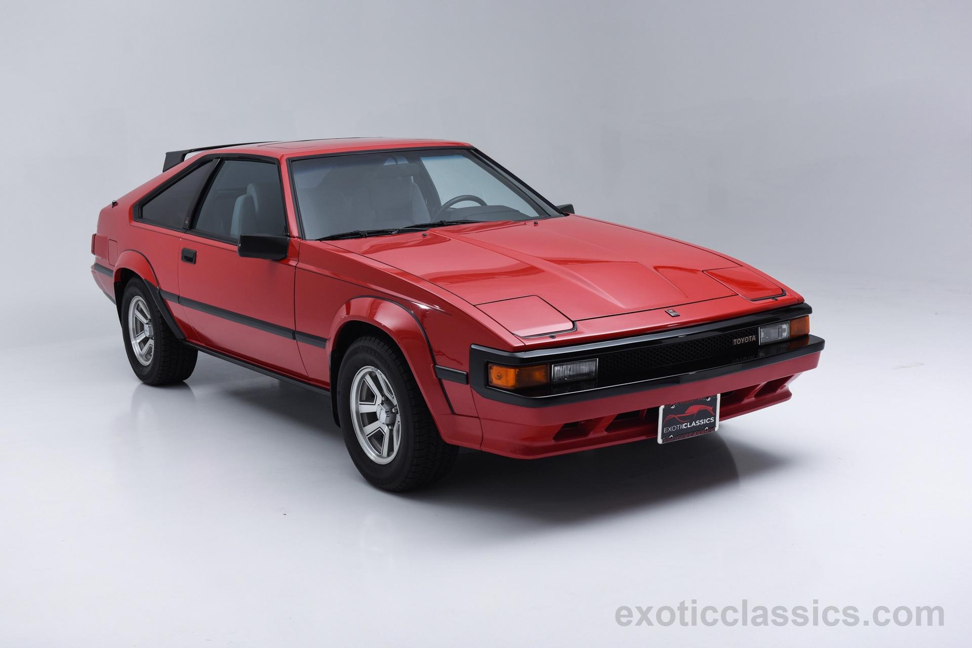 Toyota Supra - 1984