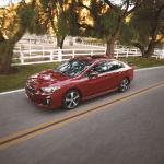 2017 Subaru Impreza Sport. Credit: Subaru/Newspress USA