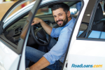 Driver behind the wheel thanks to special financing