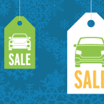 Holiday season car price tags