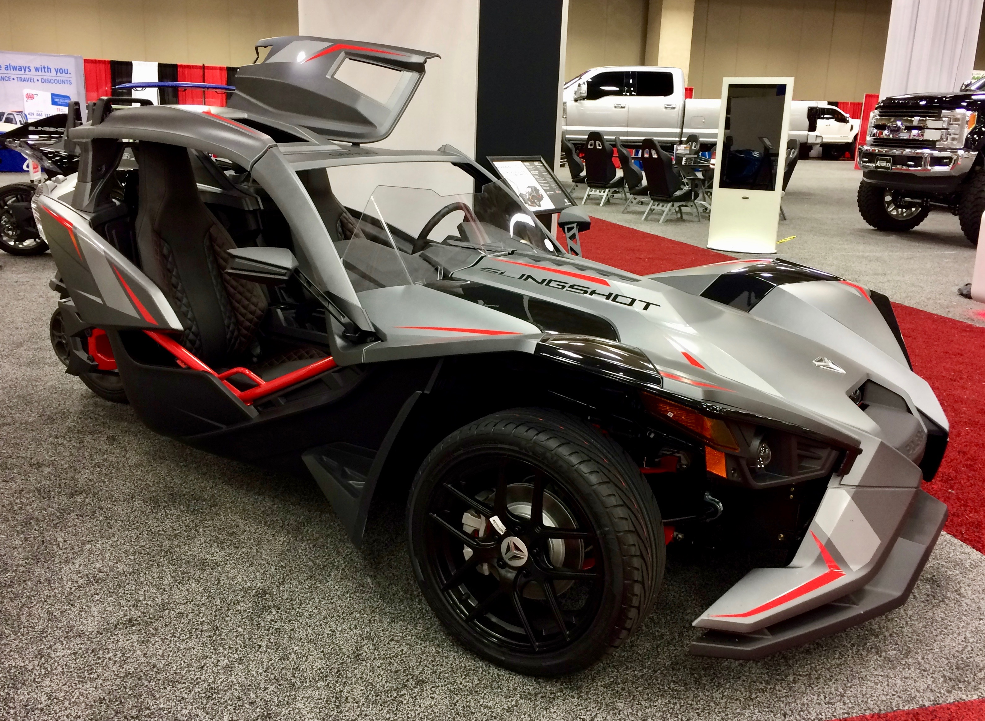 5 Must-see cars at the DFW Auto Show | RoadLoans