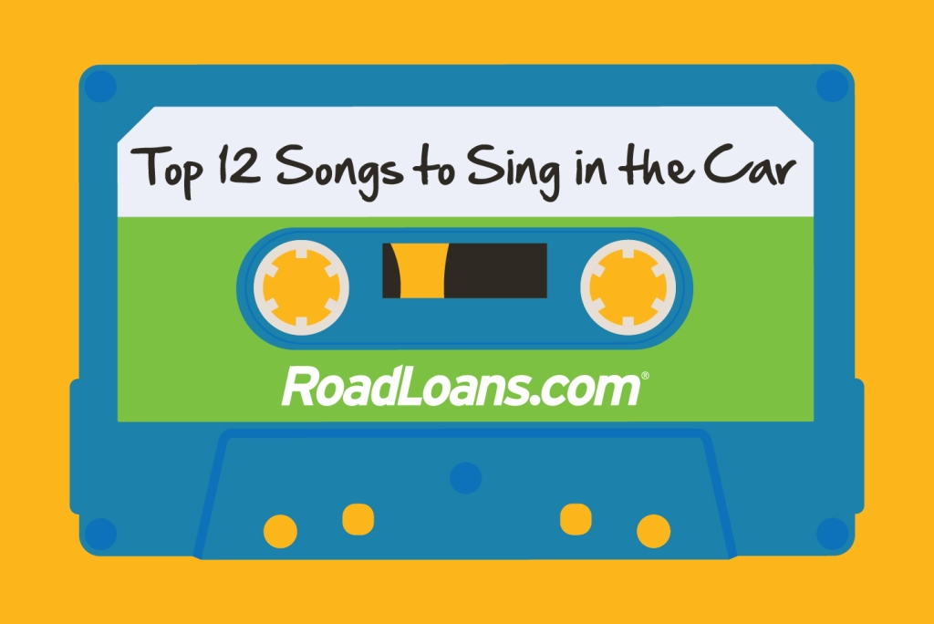 Songs to sing in the car