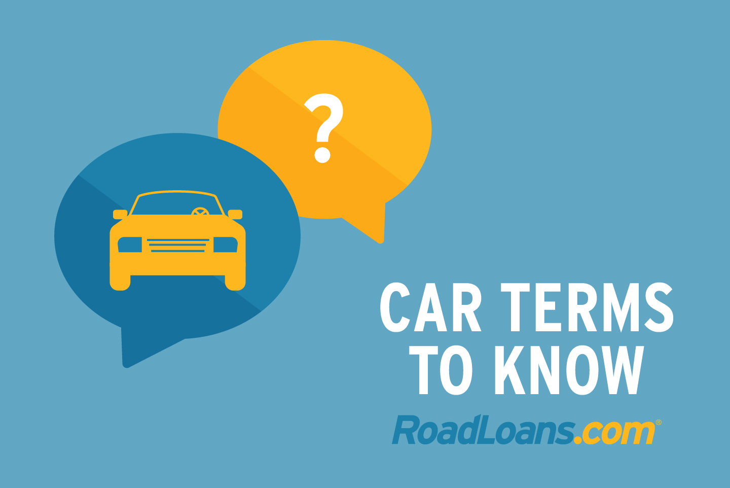 Car terms to know in the F&I office