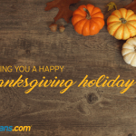 Wishing you a Happy Thanksgiving holiday