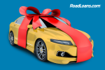 Car wrapped as a gift