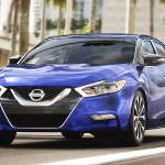 Nissan Maxima luxury mid-size car