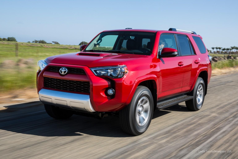 Toyota 4Runner SUV